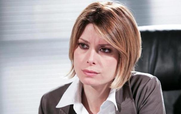 Euridice Axen è Lucia Brancato