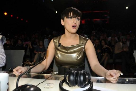 Foto di Arisa a X Factor 6