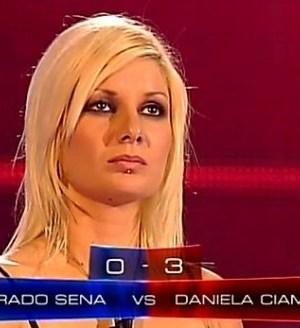 Foto di Daniela Ciampitti vincitrice seconda puntata di The Winner is