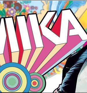 Foto di Mika a X Factor 6