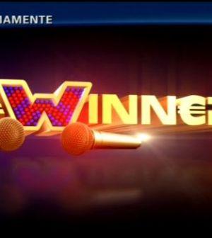 Logo di The Winner is dal 17 novembre su Canale 5