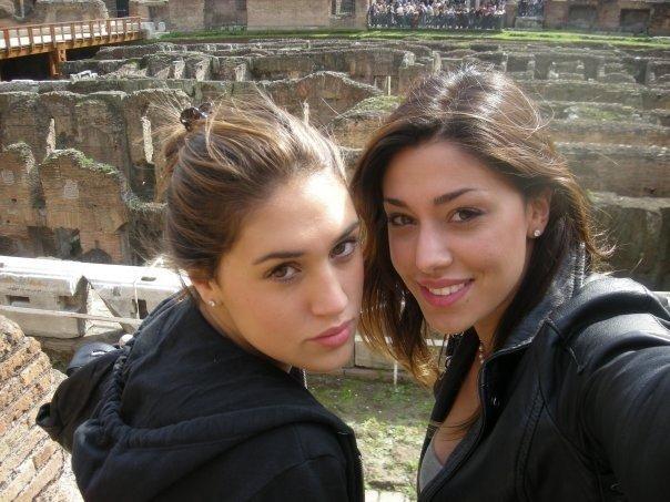 Belen e Cecilia