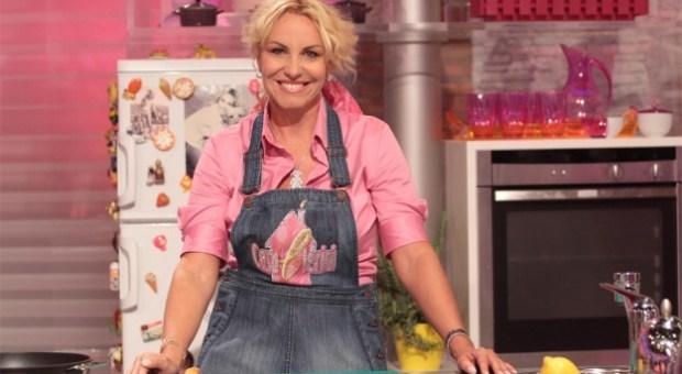Antonella Clerici a La prova del cuoco