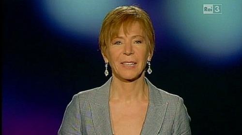 Milena Gabanelli conduce Report