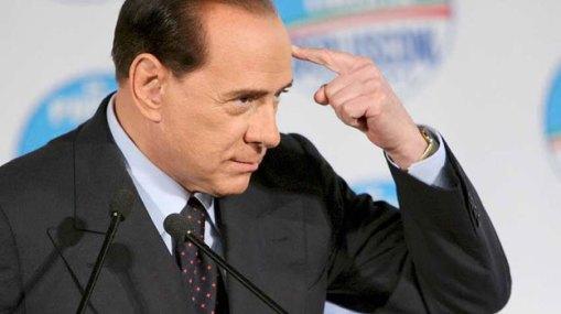 Silvio Berlusconi a Pomeriggio 5. la diretta