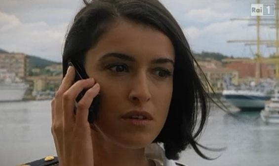 L'attrice spagnola nella fiction Rai