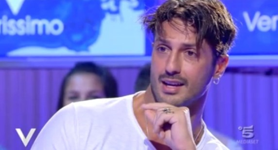 Fabrizio Corona a Verissimo