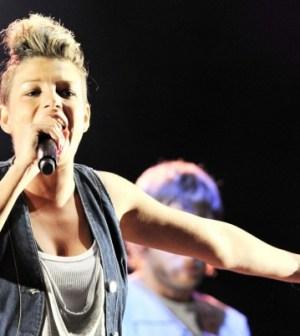 foto della cantante emma marrone