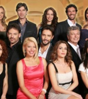 Foto del cast di Centovetrine 2013
