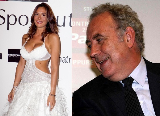 Michele Santoro insulta Nicole Minetti: lei lo querela