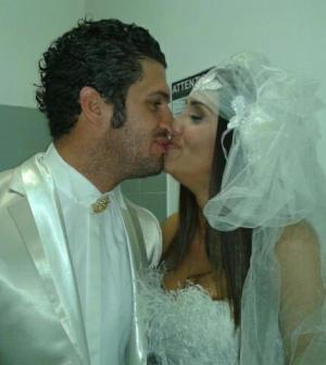 Foto di Rosa Baiano ed Emanuele Pagano nozze