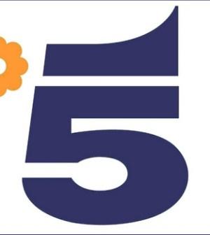 Logo di Canale 5, rete Mediaset