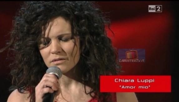 Foto di Chiara Luppi The Voice