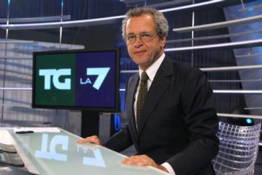 TgLa7 di Enrico Mentana premiato agli Oscar tv 2013