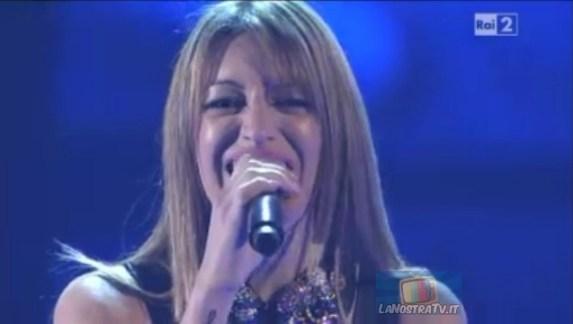 Foto di Francesca Monte The Voice of Italy