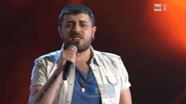 Foto di Luigi Sica The Voice of Italy