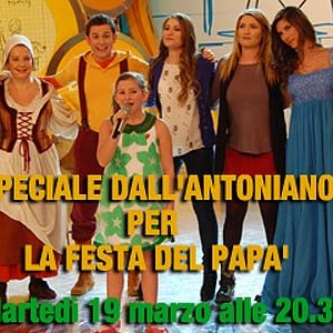 rai yoyo festa del papà 2013