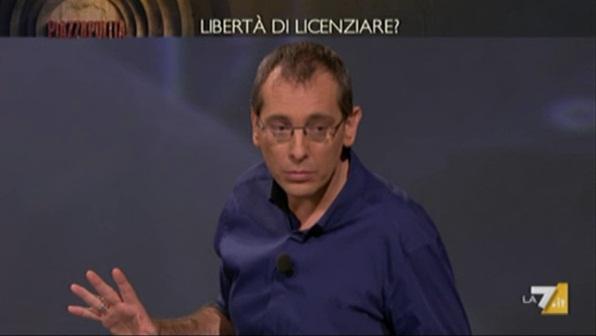 """Piazzapulita, """"Forza Italia"""": ospiti di lunedì 20 maggio"""
