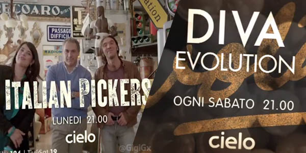 cielo italian pickers ciclo diva evolution