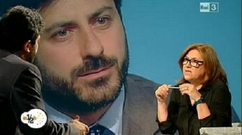 Lucia Annunziata querela Beppe Grillo