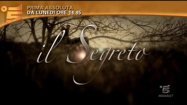 il segreto soap canale 5