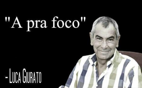 Luca Giurato Conduttore