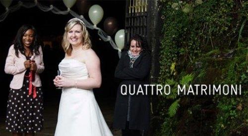 foto serie tv quattro matrimoni