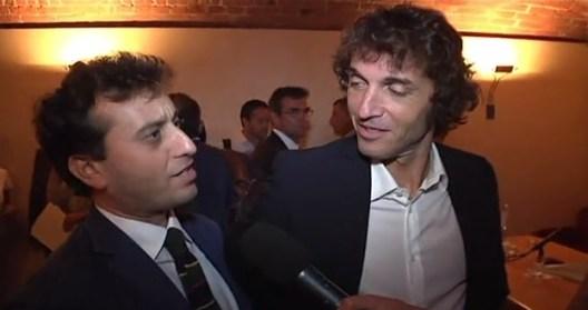 Giuseppe Cruciani e David Parenzo su Rete4 con Radio Belva