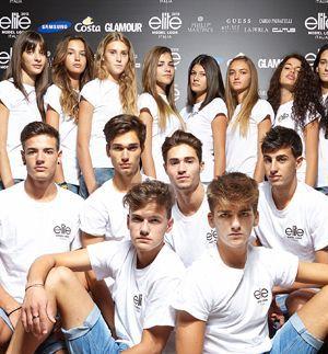 Concorrenti di Elite Model Look Italia