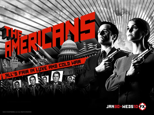 foto serie tv the americans