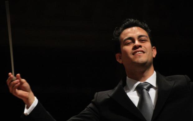 Diego Matheuz maestro d'orchestra