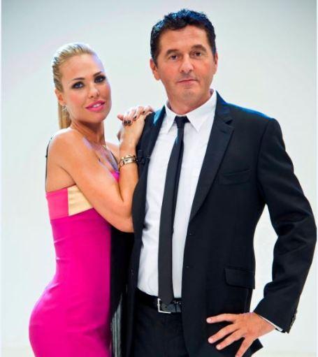 Ilary Blasi e Teo Mammucari conducono Le Iene Show