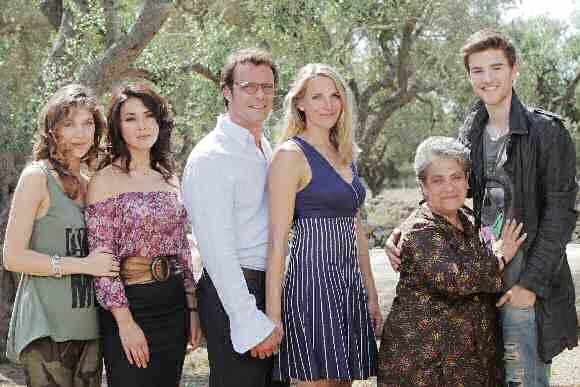 La mia bella famiglia italiana su Rai 1