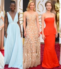 Kate Hudson, Lupita Nyong'o, Cate Blanchett, Jennifer Lawrence, Angelina Jolie