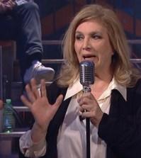 """Iva Zanicchi e i tre """"vaffa"""" a La Gabbia"""