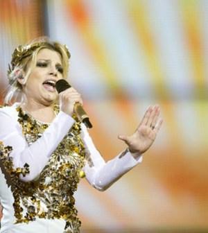 Emma Marrone all'Eurovision Song Contest