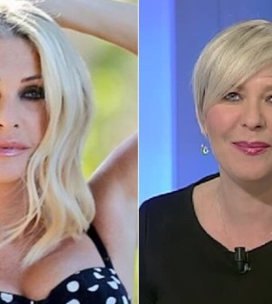 Paola Ferrari contro Sabrina Gandolfi: lo scontro sui social