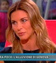 """Martina Colombari oggi ospite a """"La Vita In Diretta"""""""