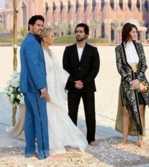 foto beautiful matrimonio bill e brooke