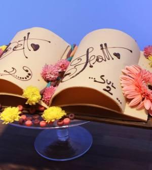 foto libro di cioccolato