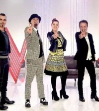 foto giudici the voice