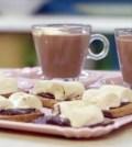 foto s'mores e cioccolata