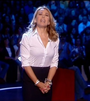 Domenica Live Barbara d'Urso: lite tra Lemme e Platinette