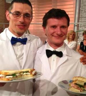 foto la prova del cuoco i panini di daniele reponi