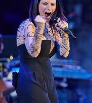 foto cantante Laura Pausini