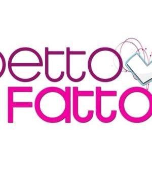foto logo Detto Fatto ricette 13 maggio
