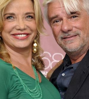 foto Ricky Tognazzi e Simona Izzo