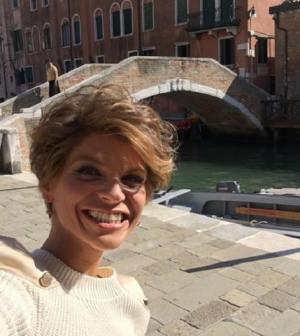 Alessandra Amoroso a Venezia: il messaggio romantico