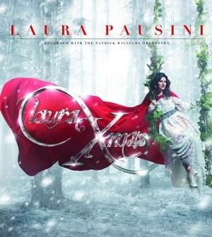 Laura Pausini sorprende: Laura Xmas è il suo primo album di Natale