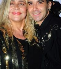 foto Bosco Cobos e Mara Venier